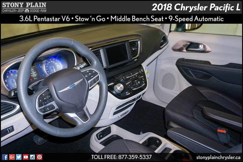 Chrysler Pacifica 9