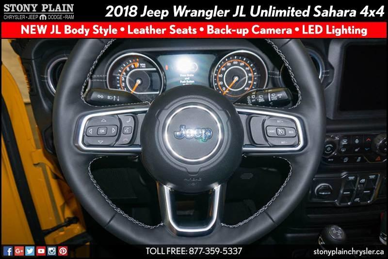 Jeep Wrangler JL Unlimited 11
