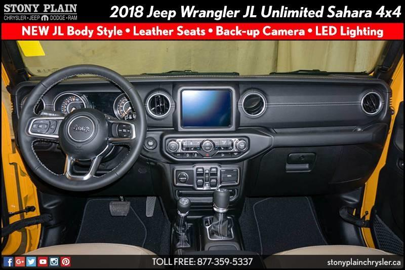 Jeep Wrangler JL Unlimited 12