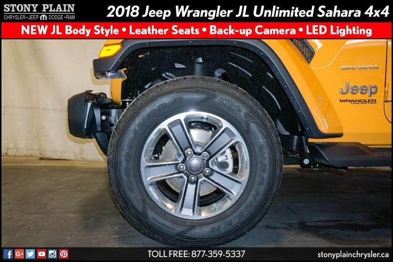 Jeep Wrangler JL Unlimited 18