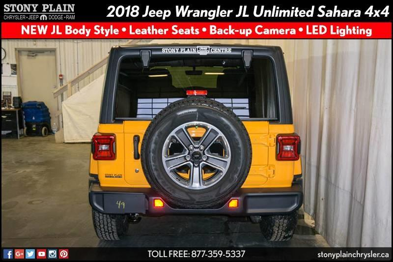 Jeep Wrangler JL Unlimited 3