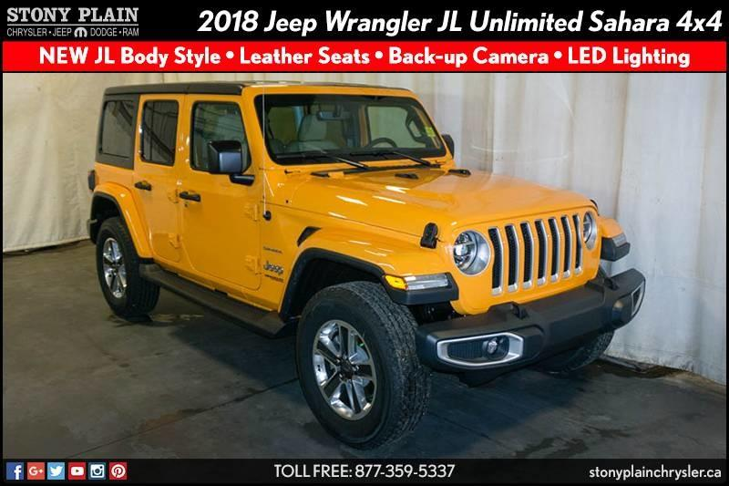 Jeep Wrangler JL Unlimited 8