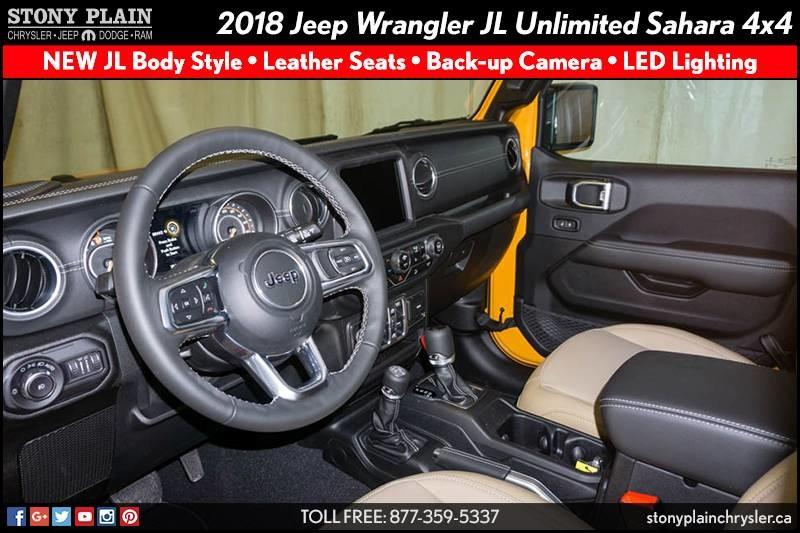 Jeep Wrangler JL Unlimited 9
