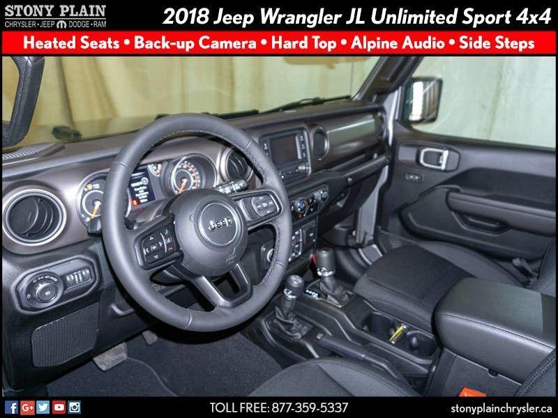 Jeep Wrangler JL Unlimited 10