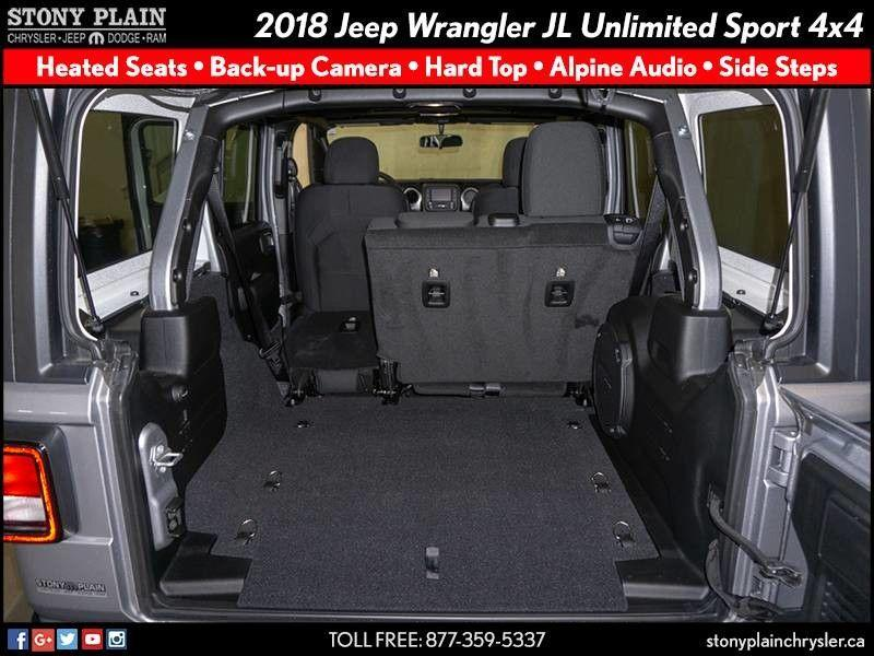 Jeep Wrangler JL Unlimited 20