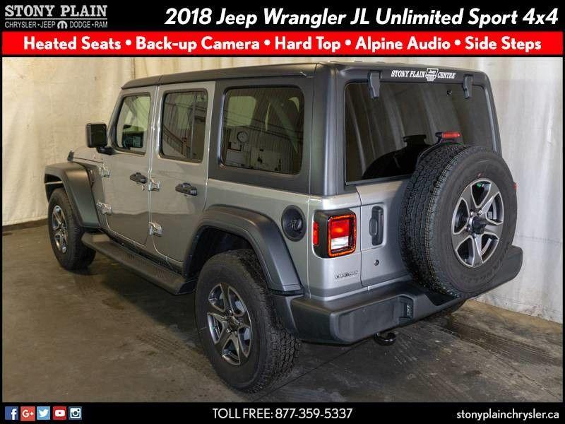 Jeep Wrangler JL Unlimited 4