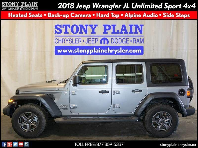 Jeep Wrangler JL Unlimited 5
