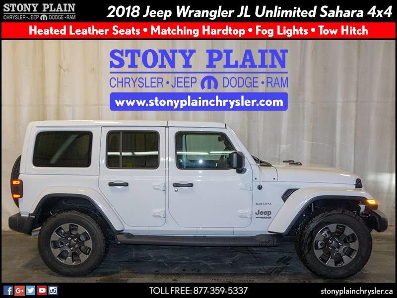 2018 Jeep Wrangler JL Unlimited