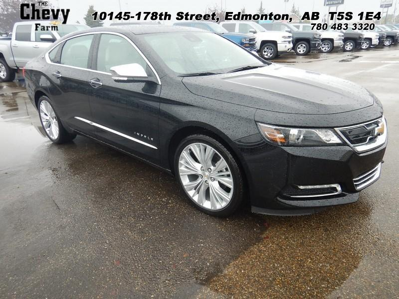 New And Used Cars For Sale In Edmonton Go Auto: New Chevrolet Impala 2018 For Sale In Edmonton, Alberta