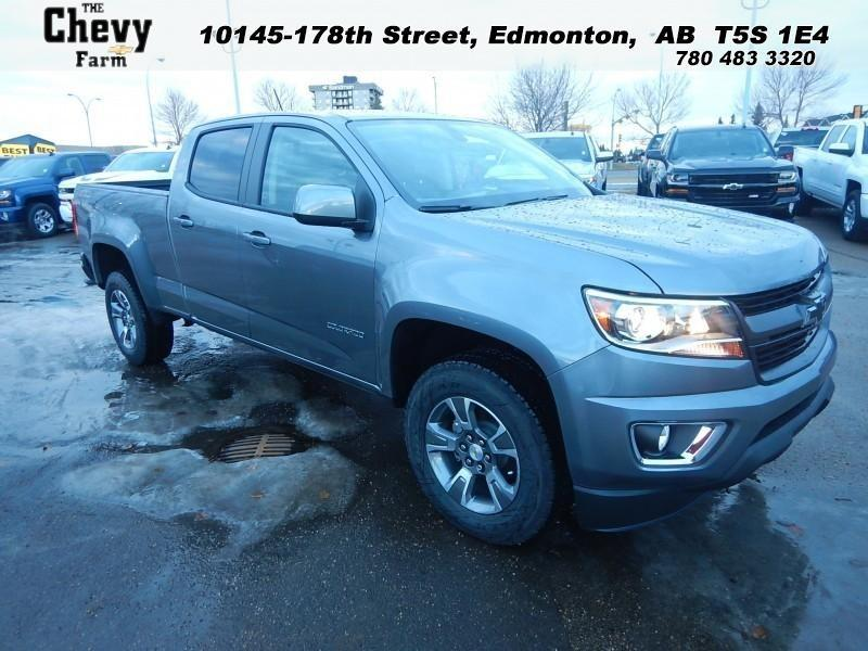 Chevrolet Colorado 10