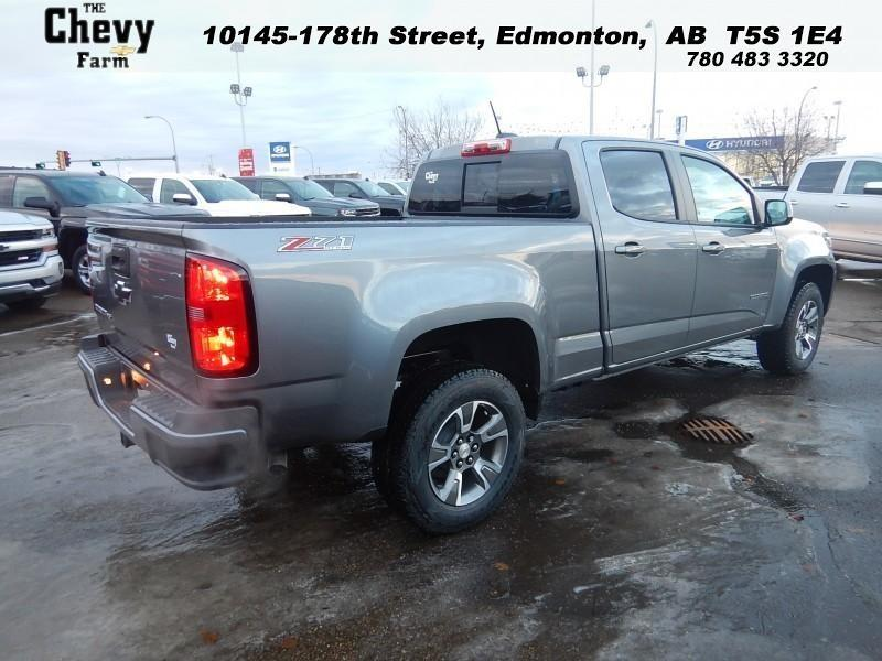 Chevrolet Colorado 8