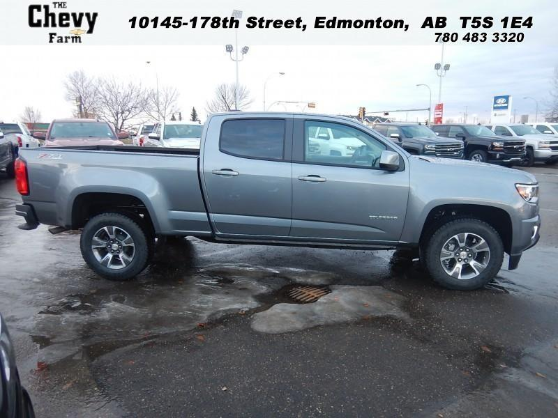 Chevrolet Colorado 9