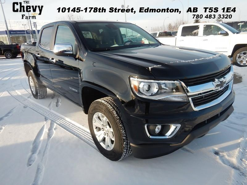 Chevrolet Colorado 11