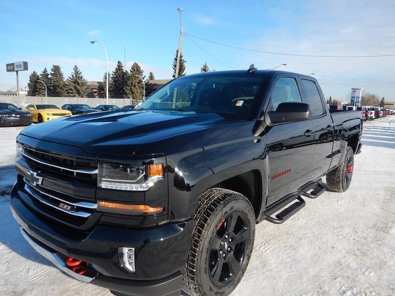 New And Used Cars For Sale In Edmonton Go Auto: New Chevrolet Silverado 1500 2018 For Sale In Edmonton