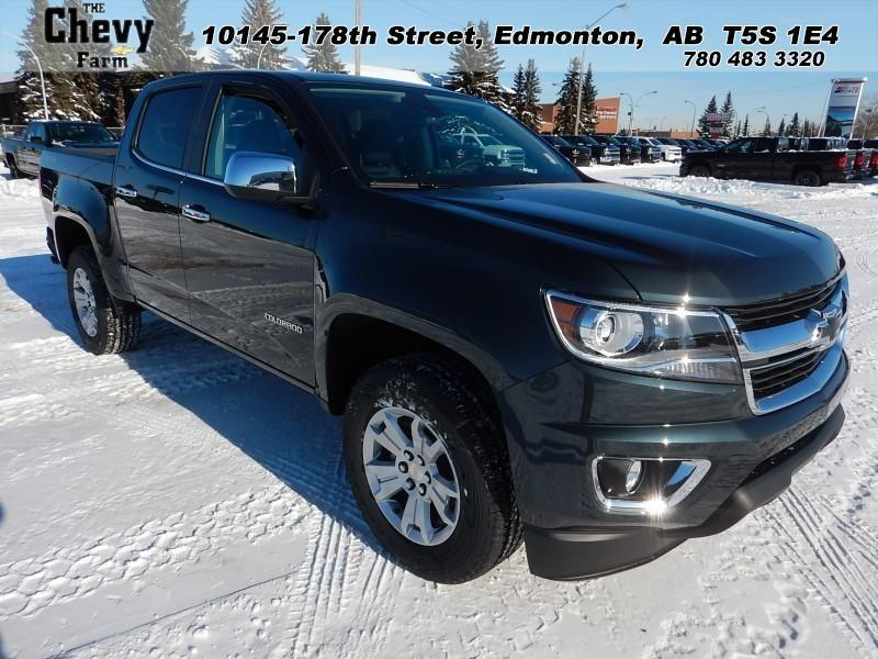 Chevrolet Colorado 17