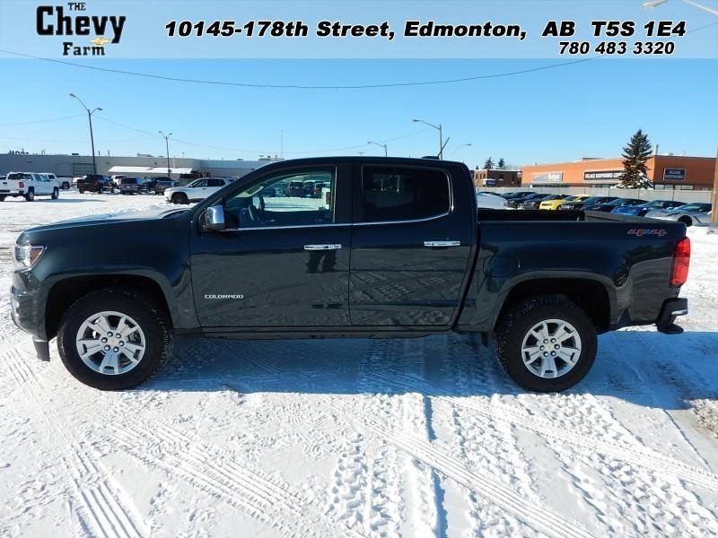 Chevrolet Colorado 7