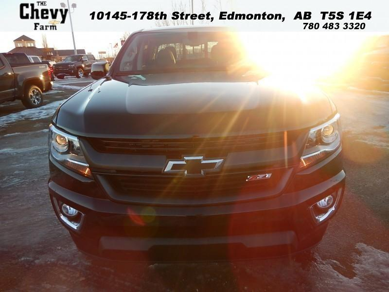 Chevrolet Colorado 12