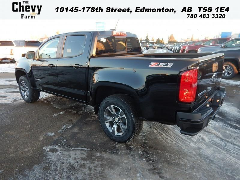 Chevrolet Colorado 4