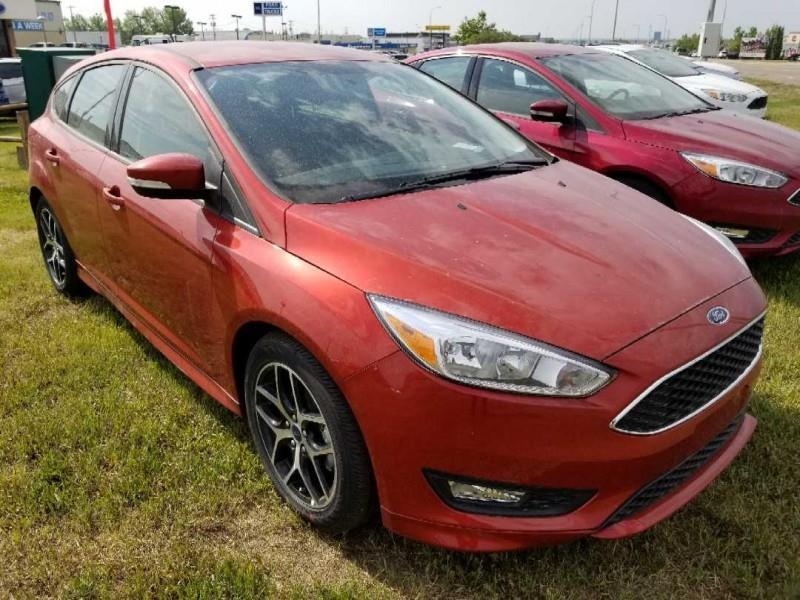 Ford Focus Hatchback 5