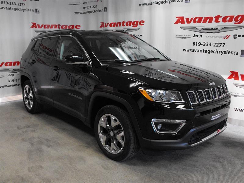 v hicule jeep compass 2018 neuf vendre la sarre qu bec 9138201 auto123. Black Bedroom Furniture Sets. Home Design Ideas